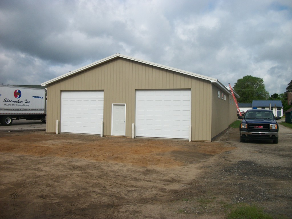AAA | Pole Barn Addition