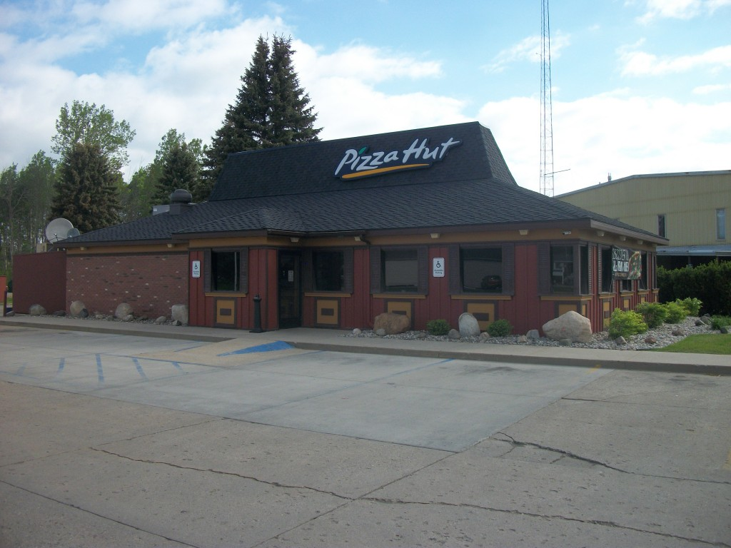 Pizza Hut | Roofing Remodel