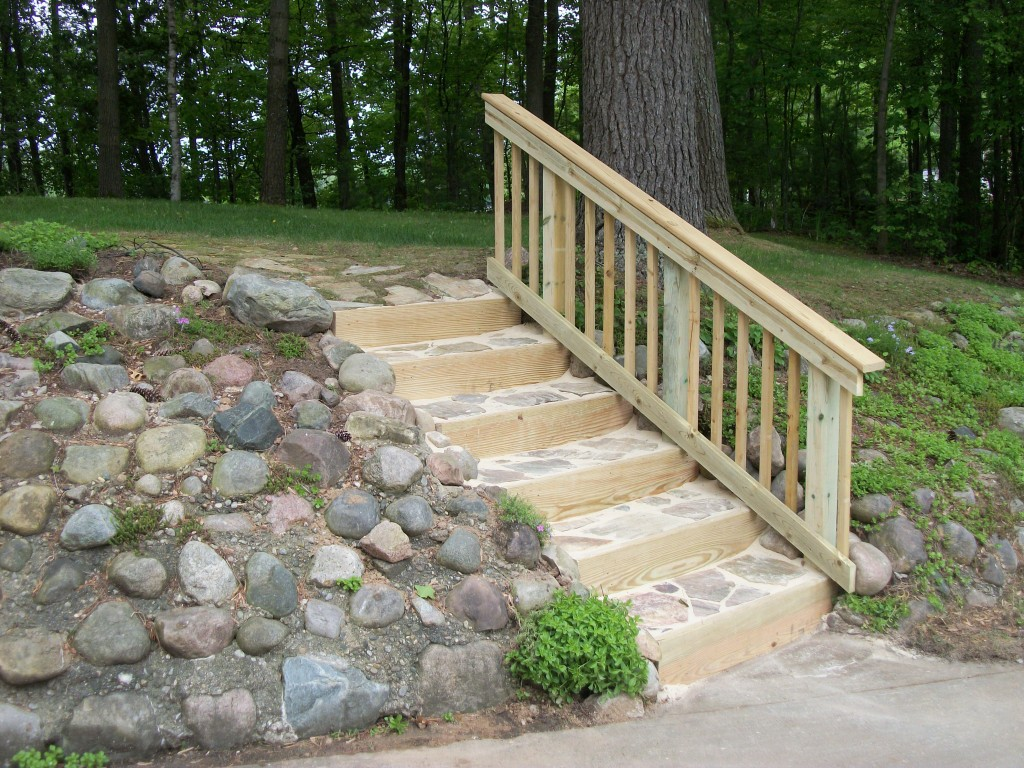 Vandevelde | Outdoor Steps Remodel
