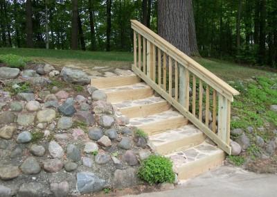 Vandevelde | Outdoor Steps Remodel